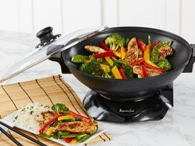 How to Get the Most out of Your Electric Wok